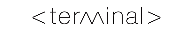 terminal complete logotype