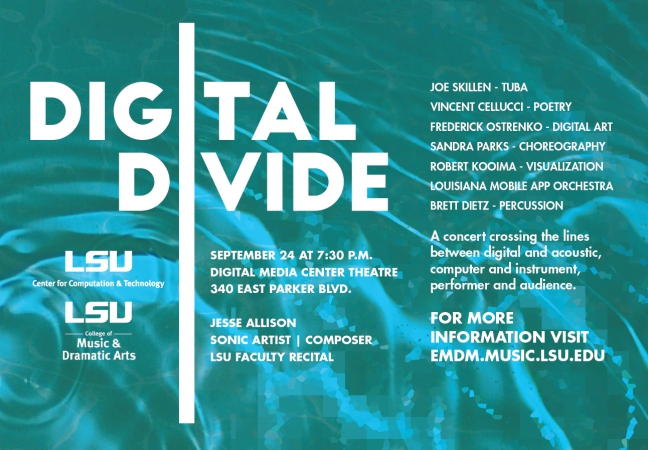 Digital Divide Poster